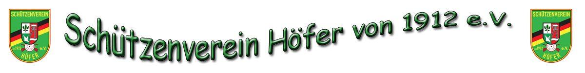 Schützenverein Höfer